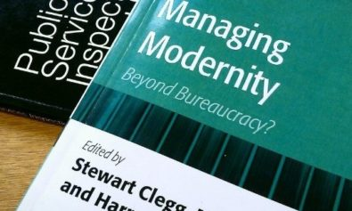 Editor's Choice: Managing Modernity