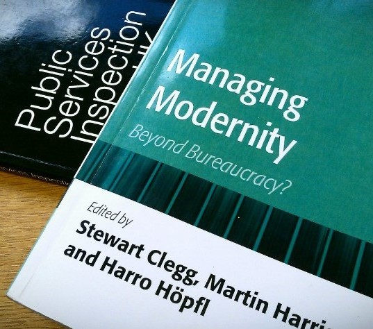 Editor's Choice: Managing Modernity