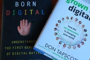 Book entitled Born Digital