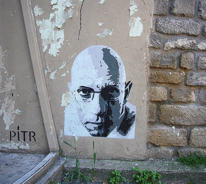 Free-falling, Foucault and The Festival of Dangerous Ideas