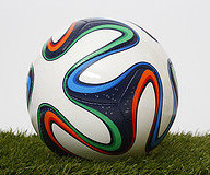 World Cup 2014 Ball, aka Brazuca. (CC)