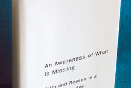 An Awareness of What is Missing