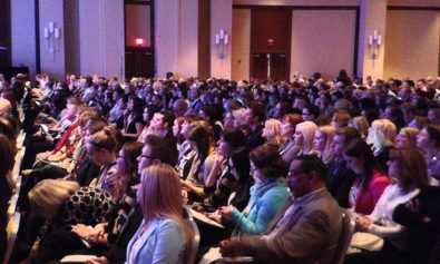 Conference Audience. Photo (CC) by Flickr ID: TopRank Marketing