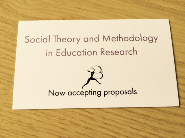 Call for book proposals: Social Theory and Methodology in Education Research (Bloomsbury Press)