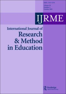 Burke, C., Costa. C. and M. Murphy (2018) Capturing habitus: theory, method and reflexivity. International Journal of Research & Method in Education (Early Online).
