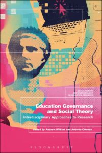 Murphy, M. (forthcoming 2018) Ever greater scrutiny: Researching the bureaucracy of educational accountability. In A. Wilkins and A. Olmedo (eds), Education governance and social theory: Interdisciplinary approaches to research. London: Bloomsbury.